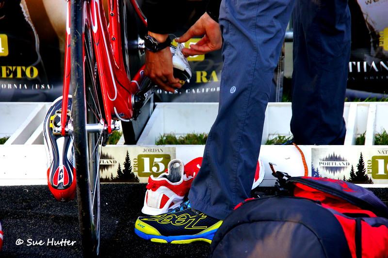 Bike check in with Jordan Rapp ~ Rev3 Portland