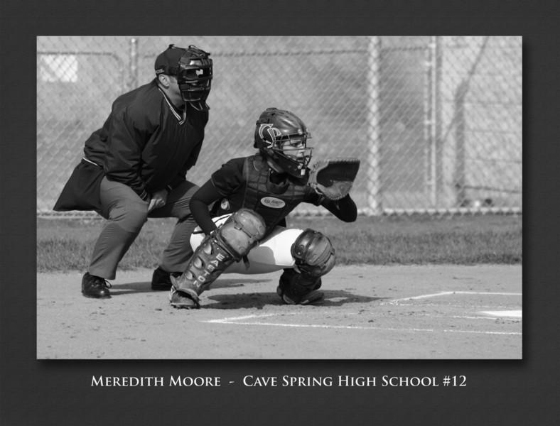 Meredith Moore Poster