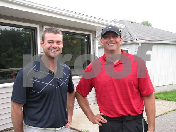 Chad Klass and Justin Jorgensen