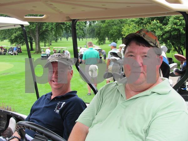 Craig Gibbons and Gerry Dencklau