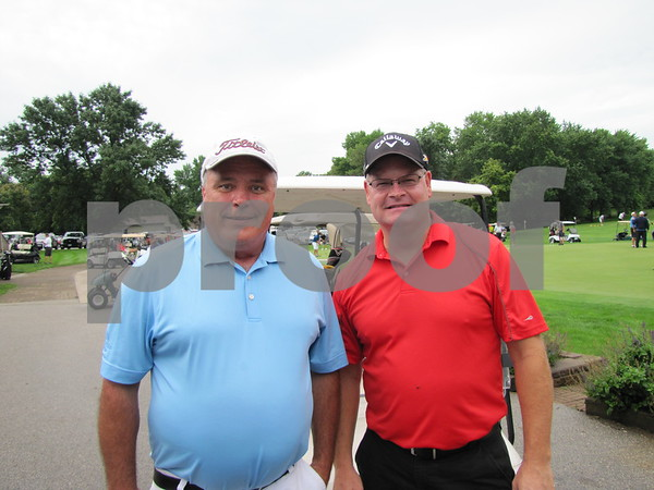 Bob Rost and Travis Filloon