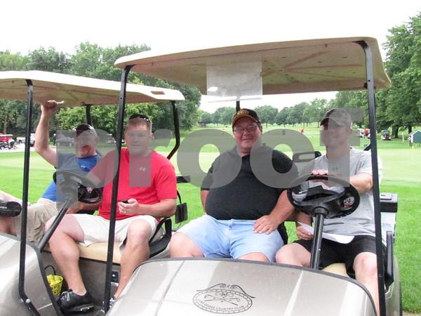 Matt Miller, Dan Adams, Wayne Mason, and Mark Wills
