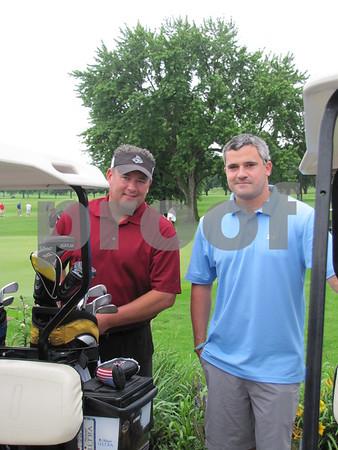 Mark McBride and Matt Dutcher
