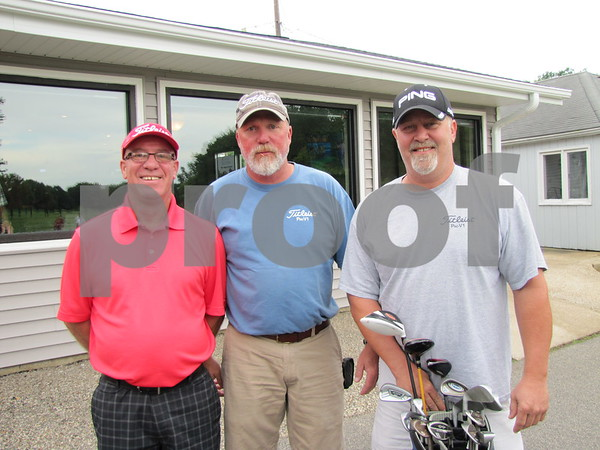 Kevin Ressler, Scott Harms, and Steve Schmidt