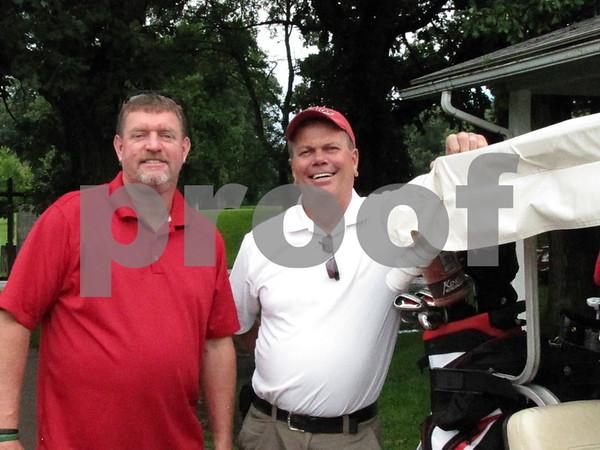 Dave Conell and Craig Nekvinda