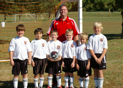 Metro United Soccer U-9 Boys Team and Individual Photos