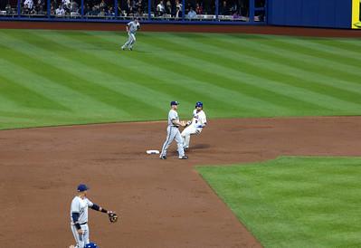 Mets vs Brewers Mets Win May 14 2012