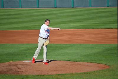 Miami Baseball vs Western Mich 2016