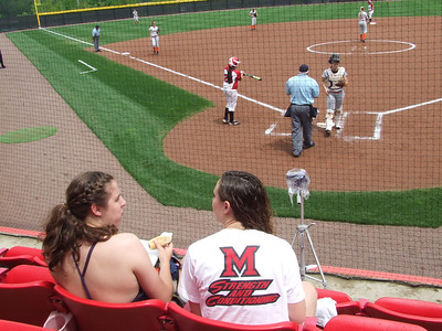 Miami Softball vs BG