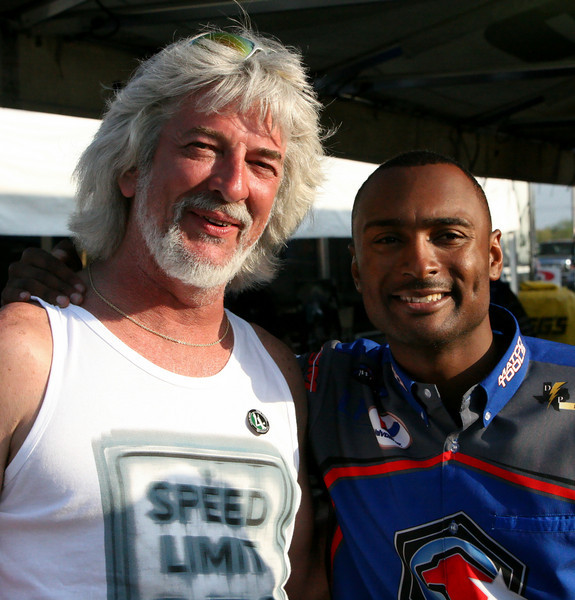 Danny and Antron Brown