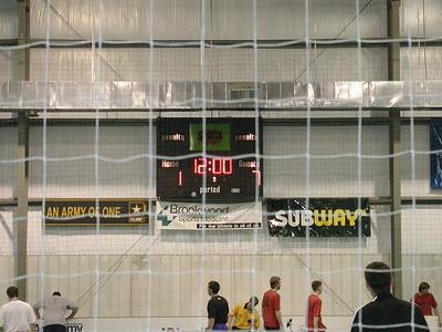 Score board.
