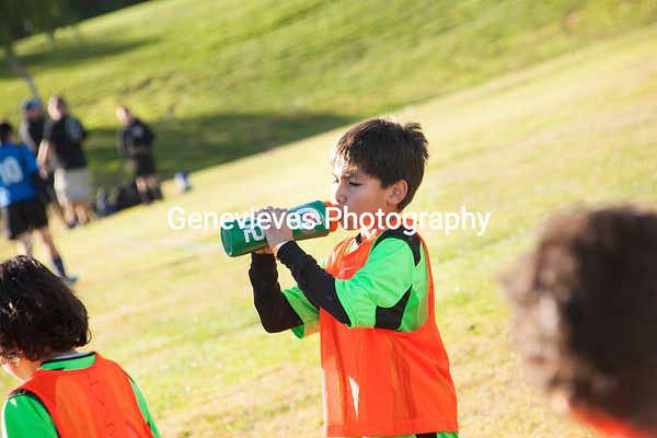 Michael's Soccer Game