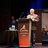 Pal Temesveri  -  recipient of the Coaching Manitoba Active for Life Award