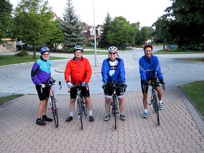 Century Ride Sept 4, 2011
