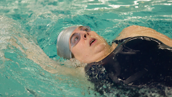Christy Schmidt - 100m BackStroke