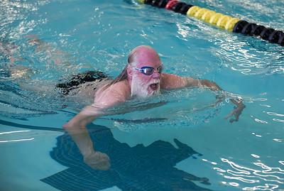 Mixed 50 SC Meter Breaststroke - David Kerr