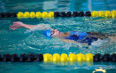Mixed 200 SC Meter Medley Relay - Francie Palmer