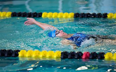 Mixed 50 SC Meter Backstroke - Francie Palmer