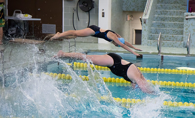 Mixed 25 SC Meter Freestyle - Wenda Dickens ; Fedra Salias