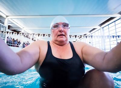 Mixed 100 SC Meter Backstroke - Colleen Metge