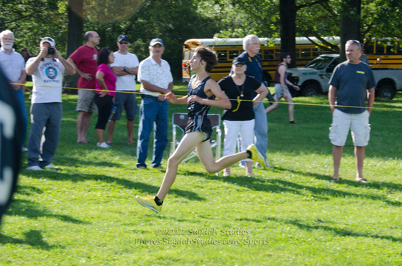 Midd South v Manalapan at Holmdel Park; Theo 5K; 18:49 (5th Place)