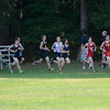 Midd South XC Battle at OCP, 9/14/2012.