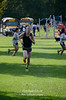 T.J. Harrington at the finish line, Midd South Cross Country at Bucks Mill Park, Colts Neck, 9/19/2012