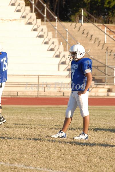 Middle School Football 2008
