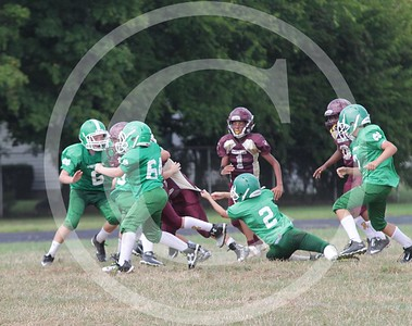 5th/6th Green - Licking Heights 9/10/16