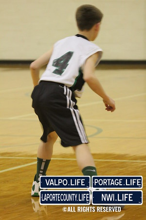 BFMS A Team Boys vs TJMS 2011