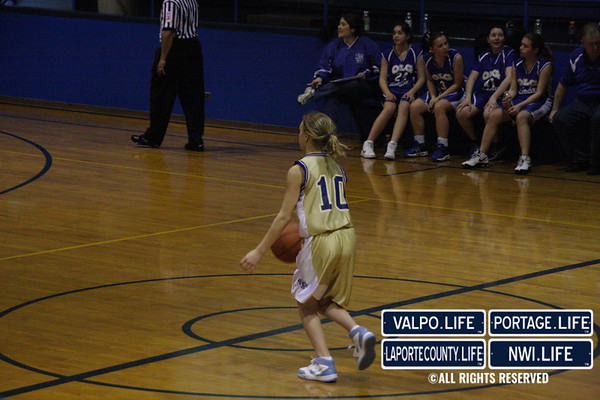 St Paul Girls Basketball March 7