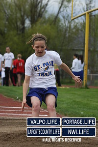 St. Paul Track & Field vs. Andrean 2011