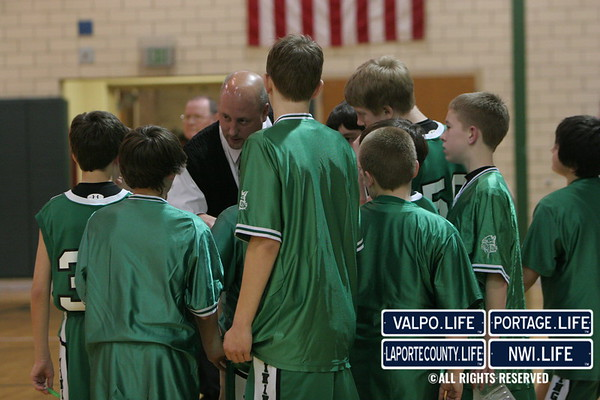 TJ vs BF Boys 7th Grade B Basketball