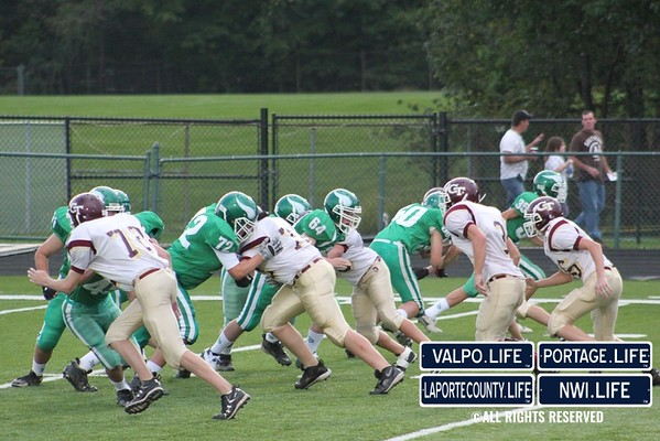 TJMS 7th Football vs. Crown Point, Chesterton, Portage (from Chris Sloan)