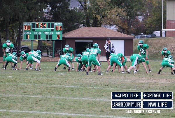 TJMS vs. BFMS 7th Grade Football Photos from Chris Sloan