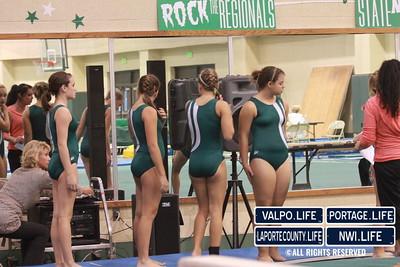 Valpo Middle School Gymnastics vs Portage 2011 (14)