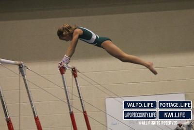 Valpo Middle School Gymnastics vs Portage 2011 (18)