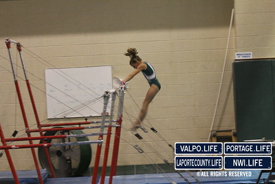 Valpo Middle School Gymnastics vs Portage 2011 (20)