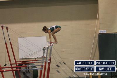 Valpo Middle School Gymnastics vs Portage 2011 (21)
