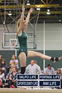 Valpo Middle School Gymnastics vs Portage 2011 (34)