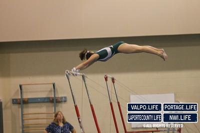 Valpo Middle School Gymnastics vs Portage 2011 (24)