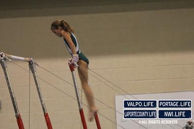 Valpo Middle School Gymnastics vs Portage 2011 (17)