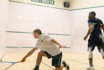 Middlebury vs Dartmouth Men's and Women's Squash