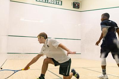 Middlebury vs Dartmouth Men's and Women's Squash
