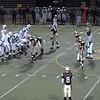 St. Francis linebacker Michael Melnick pressures the St. Paul quarterback - 2009