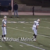 Fullback Michael Melnick rushes for 23 yards and a touchdown against Chaminade - 2009