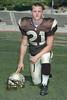 Michael Melnick, Running Back/Linebacker, St. Francis High School