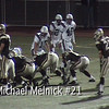 St. Francis fullback Michael Melnick draws first blood against St. Paul - 2009
