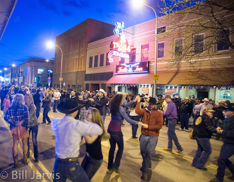 Miles City Bucking Horse Sale is really a western Mardi Gras.<br /> So if your up this way next May come join the celebration!