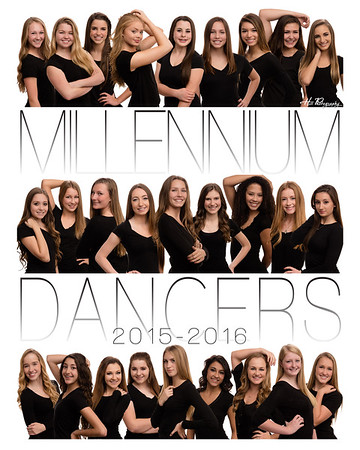 Millennium Dance 2015-2016